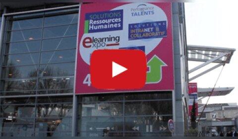 Vidéo - Plus de 7800 visiteurs sur le salon Solutions RH 2015 !