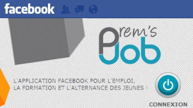 Premsjob débarque sur Facebook
