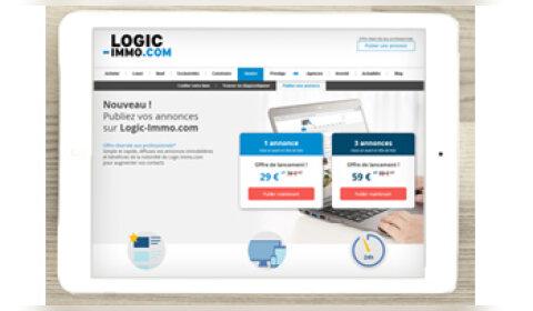 Logic-Immo.com dédie une offre aux petites agences