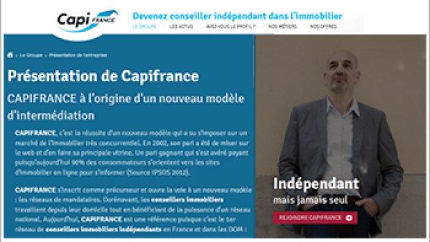 CapiFrance revoit ses processus de recrutement