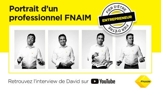 Avec sa campagne « Fier d'être entrepreneur ! », la FNAIM continue de valoriser ses adhérents