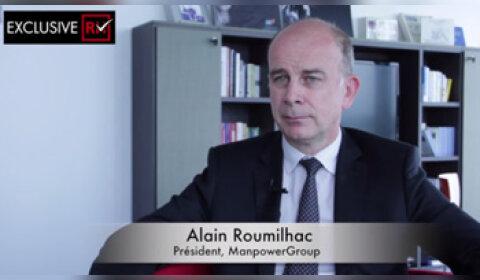 3 min avec Alain Roumihlac, président de ManpowerGroup