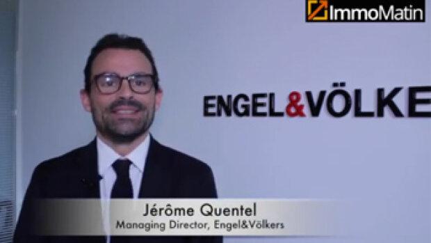 3 min avec Jérôme Quentel, Engel & Völkers