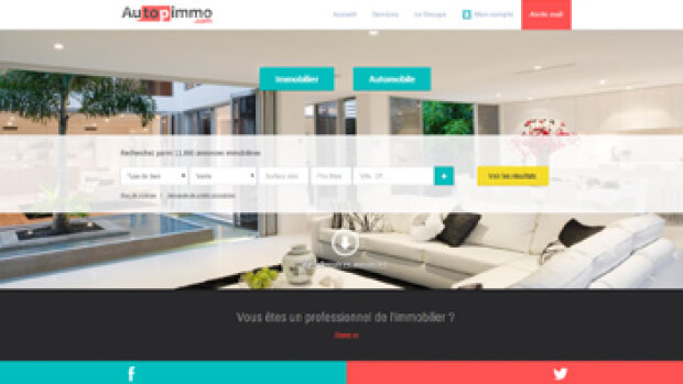 Autopimmo.com : un nouveau site prometteur d'annonces gratuites