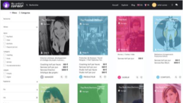 Musiques actuelles : The Artist's Corner, la plateforme qui connecte musiciens et prestataires