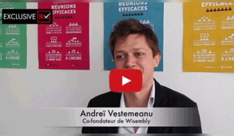 3 min avec Andreï Vestemeanu, co-fondateur de Wisembly