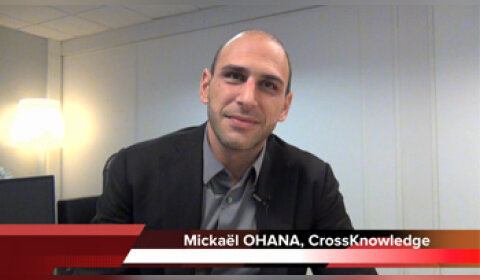 4 min 30 avec Mickaël Ohana, PDG de CrossKnowledge