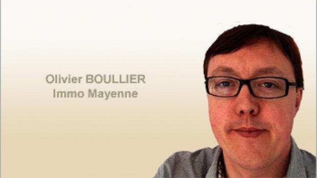 """Paroles d'agent : """"Nous sommes des commerciaux, pas des administratifs"""", Olivier Boullier, Immo Mayenne"""