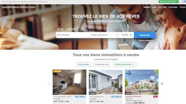 Ouest-France Immo se lance dans le display en programmatique