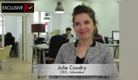 3 min avec Julie Coudry, CEO de Jobmaker