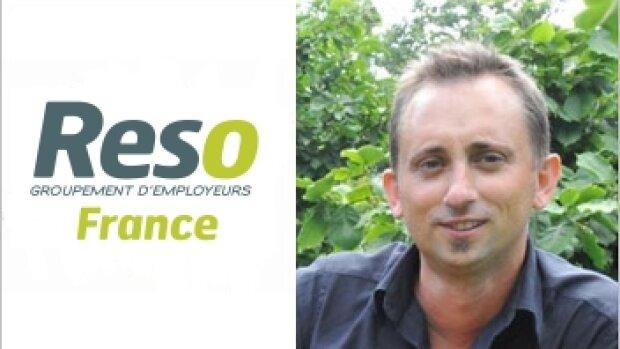 """""""Les réseaux sociaux ont considérablement amélioré notre visibilité"""", Philippe Cabon, directeur de l'association ResoFrance"""