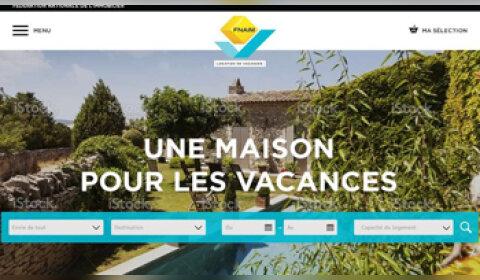 La FNAIM lance son site de location de vacances