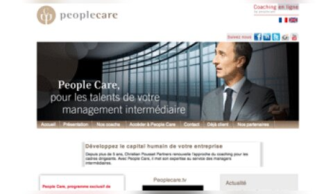 Peoplecare prend soin des managers intermédiaires