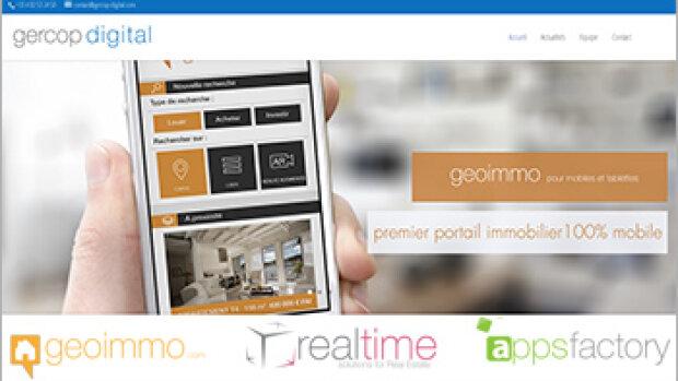 Gercop Digital, quelles nouveautés dans l'immobilier ?