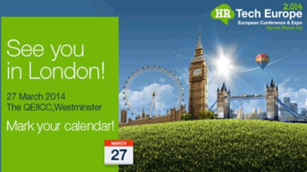 HR Tech Europe Spring Warm-Up 2014: un évènement plein de promesses!