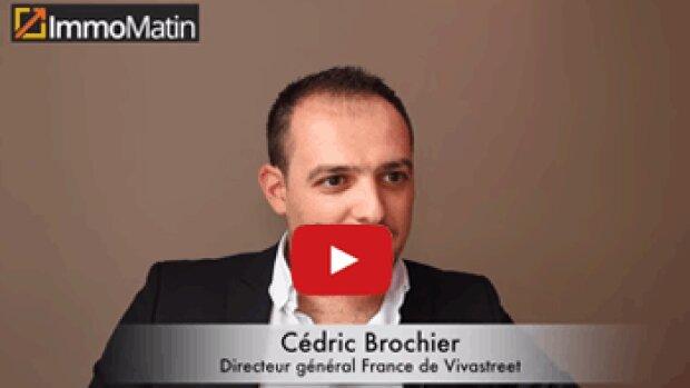 3 min avec Cédric Brochier, directeur général France de Vivastreet