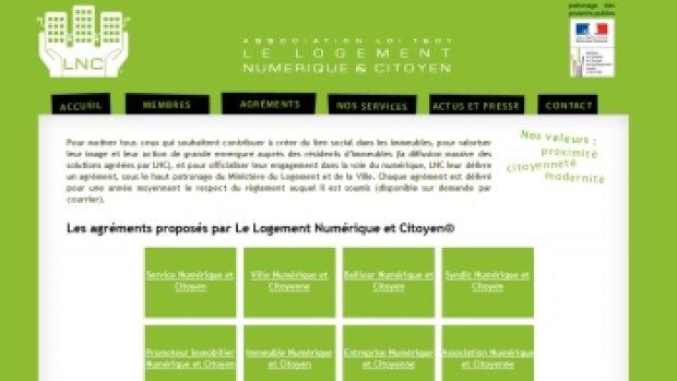 """Trois promoteurs estampillés """"Immeuble Numérique& Citoyen """""""