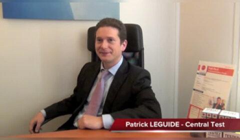 4 min 30 avec Patrick Leguide, fondateur de Central Test
