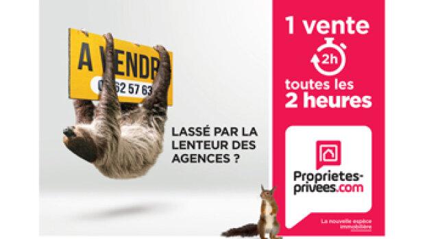 Pour ses 10 ans, Propriétes-privées.com s'offre une campagne TV
