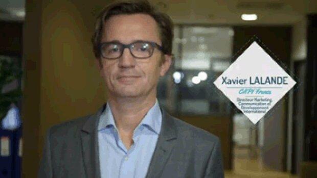 Témoignage client Ubiflow : Xavier Lalande, directeur marketing et communication de CAPI France