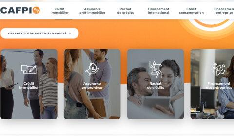 CAFPI : un nouveau site tourné vers les professionnels