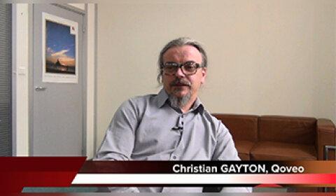 4 min 30 avec Christian Gayton, président de Qoveo