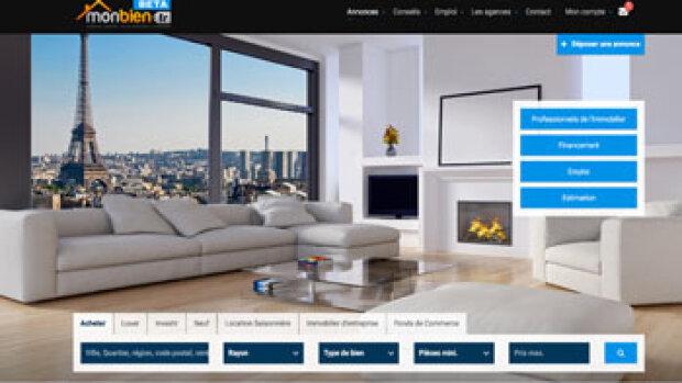 Monbien.fr : un nouveau portail freemium débarque dans la galaxie des sites immobiliers