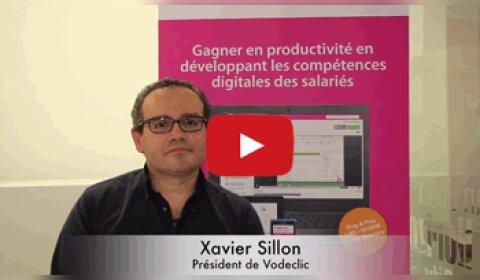4min30 avec Xavier Sillon, président de Vodeclic