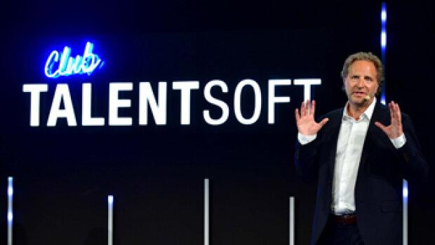Talentsoft fait le show devant 1500 experts RH !