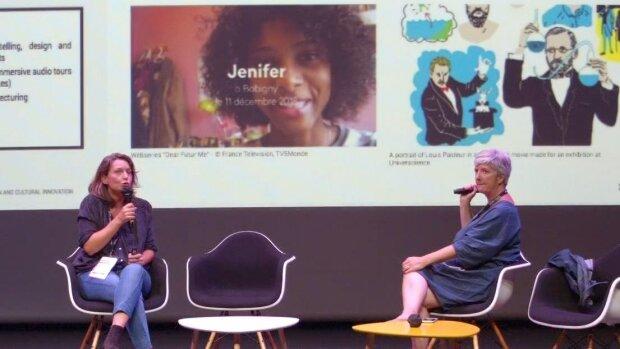 «1 entreprise / 1 startup» à Think Culture 2020: VR avec l'Institut français, Lucid Realities Studio