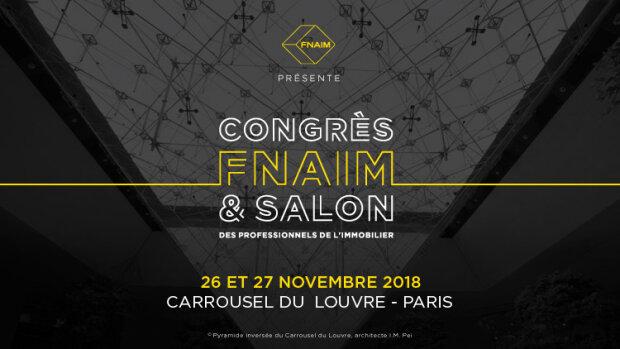 Congrès de la FNAIM : top départ pour les inscriptions