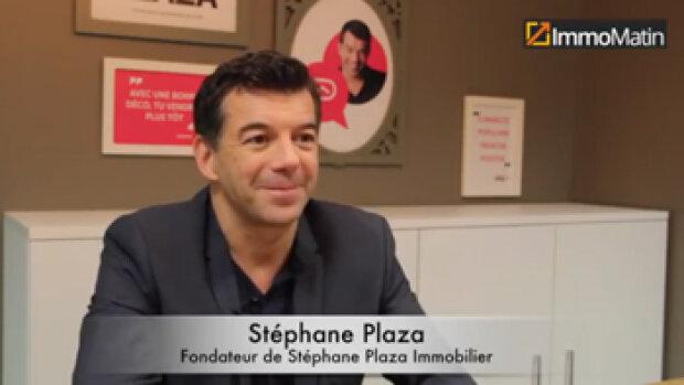 Vidéo : un bilan réjouissant pour Stéphane Plaza Immobilier !