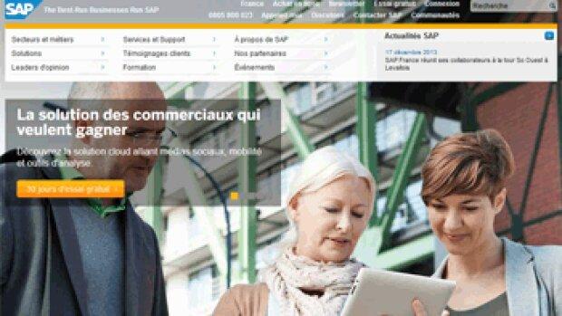 SAP s'apprête à racheter l'éditeur américain Fieldglass