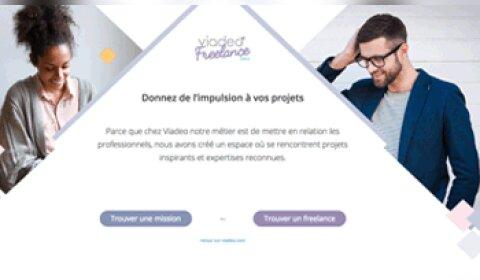 Viadeo lance un espace dédié aux freelances