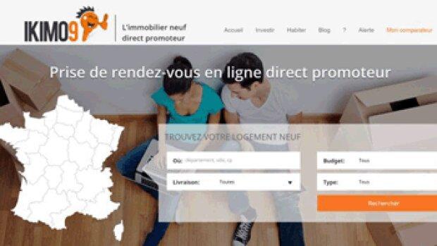 Ikimo9 intègre sa marketplace au portail SeLoger