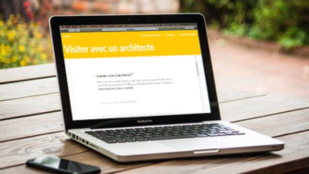 WeFlat connecte architectes et acquéreurs