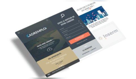 Un nouveau site disruptif pour Cadremploi