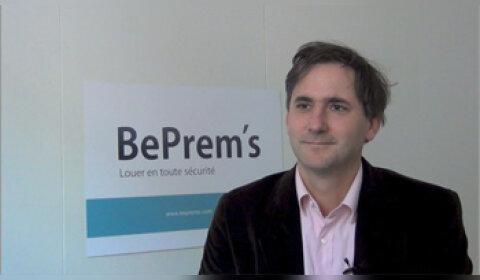 4 min 30 avec Hervé de Kermadec, co-fondateur de BePrem's