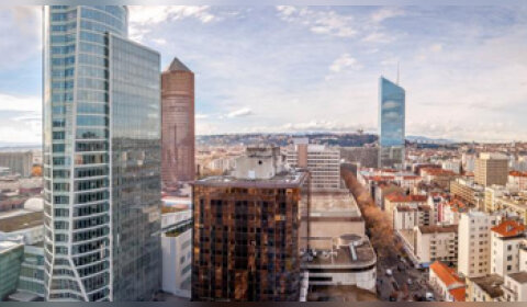 Immobilier d'entreprise : le retour en force des centres-villes !