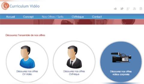 Curriculum-video.com met en scène les entreprises