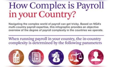 Gestion de la paie: la France, championne de la complexité