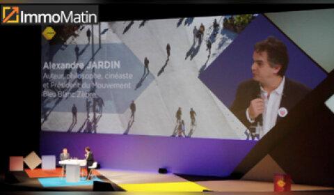 Vidéo - De la politique, du digital et de l'optimisme au Congrès de l'Immobilier FNAIM !