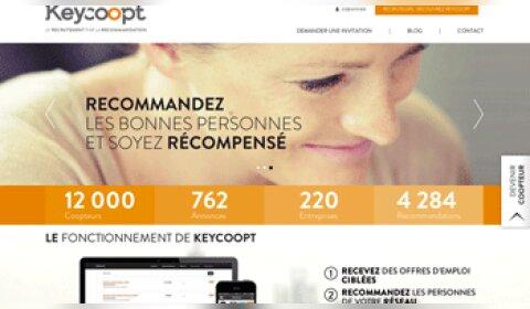 La start-up Keycoopt lève 1,4 million d'euros