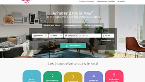 SeLoger Neuf lance une nouvelle version de son site