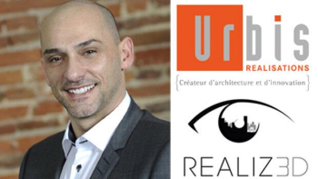 Le promoteur Urbis innove avec un configurateur virtuel de logements conçu par REALIZ3D