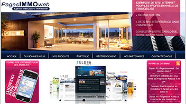 Pagesimmoweb prépare des offres packagées pour ses sites Internet