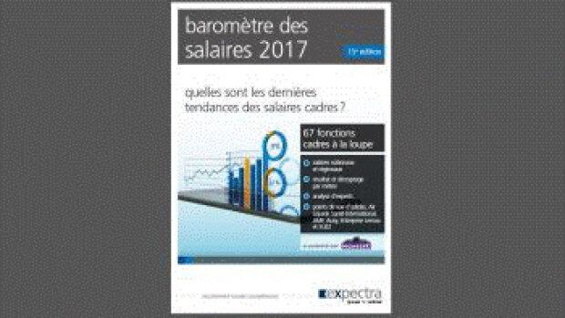 Baromètre du salaire des cadres : qui gagne le plus en 2017 ?