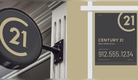 Century 21 dévoile son nouveau logo !