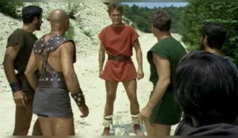 Spartacus s'invite dans la campagne TV de ChercheMonNid !