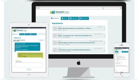ChouetteCopro : une plateforme collaborative pour signaler les incidents techniques
